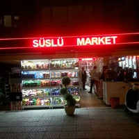 Photo taken at Süslü Market by Sinan A. on 12/19/2014