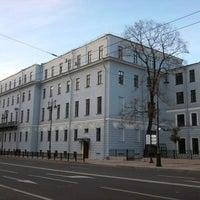 Photo taken at Школа № 163 by Евангелина Х. on 1/23/2014