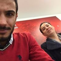 Photo taken at Akbank by Birkan C. on 12/6/2016
