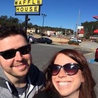 Photo taken at Waffle House by Molly P. on 1/18/2014