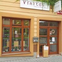 Photo taken at Vinotéka Vinitas by Vinotéka Vinitas on 10/8/2013
