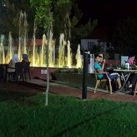Photo taken at Atatürk parkı by Ramazan G. on 8/18/2014