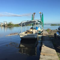 Photo taken at Bason's Marina by David M. on 9/11/2016