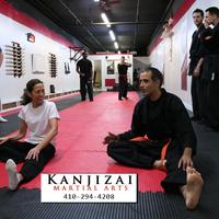 Photo taken at Kanjizai Martial Arts by Kanjizai Martial Arts on 10/16/2013