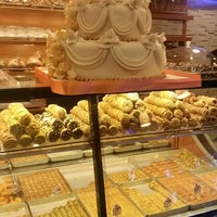 Photo taken at Harmoni Cafe&Pastane by Osman Ö. on 2/8/2014