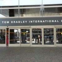 Photo taken at Tom Bradley International Terminal (TBIT) by Emilio M. on 6/30/2013