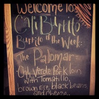 Photo taken at Cali Burrito by Discover Lehigh Valley on 10/10/2012
