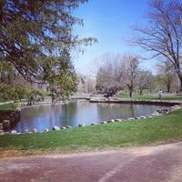 Photo taken at Rose Garden by Discover Lehigh Valley on 4/14/2013