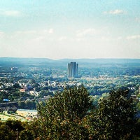 Photo taken at Lehigh University Lookout by Discover Lehigh Valley on 3/21/2013
