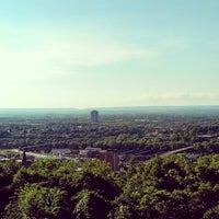 Photo taken at Lehigh University Lookout by Discover Lehigh Valley on 6/19/2014
