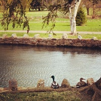 Photo taken at Rose Garden by Discover Lehigh Valley on 4/18/2014