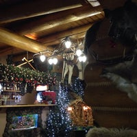 Photo taken at Chata Góralska by Alexandra S. on 1/12/2014