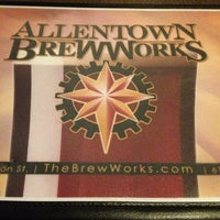 Photo taken at Fegley's Allentown Brew Works by Agent P. on 10/22/2012