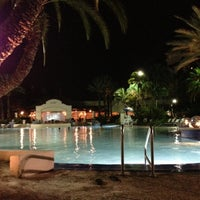 Photo taken at Hard Rock Hotel Beach Pool by Jane on 12/16/2012