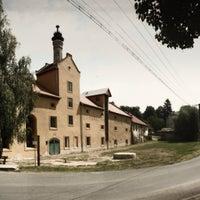 Photo taken at Pivovar Lobeč by Pivovar Lobeč on 10/8/2013