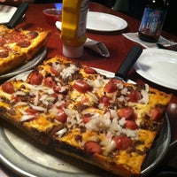 Photo taken at Buddy's Pizza by Karen W. on 1/22/2013