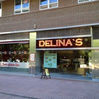 Photo taken at Delina's by Ricardo L. on 5/30/2013