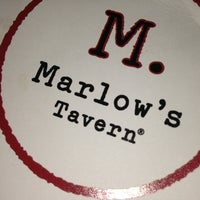 Photo taken at Marlow's Tavern by LaTrisha M. on 3/17/2013