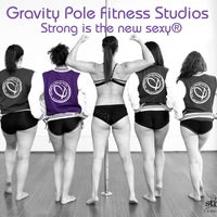Photo taken at Gravity Pole Fitness Studio by Gravity Pole Fitness Studio on 1/12/2017