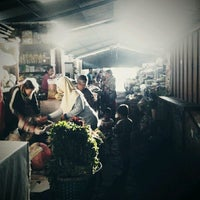Photo taken at Pasar Kutu by Joαnne on 1/16/2013