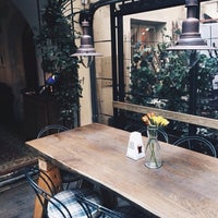Photo taken at Cafe Magia by Vitalina K. on 3/1/2017