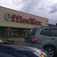 Photo taken at OfficeMax by Lynne S. on 9/8/2017