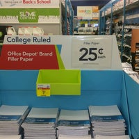 Photo taken at OfficeMax by Lynne S. on 8/31/2017