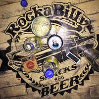 Foto tomada en Rockabilly Snacks & Beer  por dodo el 8/7/2016