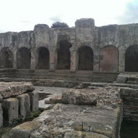 Photo taken at Terme Romane di Fordongianus by sgrita .. on 11/10/2013