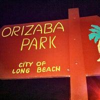 Photo taken at Orizaba Park by Ryan K. on 1/13/2013