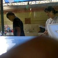Photo taken at Kafe Tenda Indomart by hendri r. on 10/2/2012