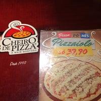 Photo taken at Cheiro de Pizza by Felipe S. on 10/27/2013