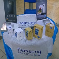 Photo taken at Safaricom Retail Shop by Teri on 6/21/2014