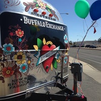 Photo taken at bufex74 trailer by Virginia M. on 3/7/2014