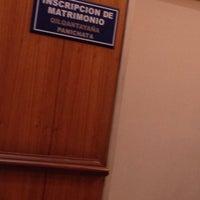 Photo taken at Registro Civil E Identificacion by Yeraldin S. on 12/26/2014