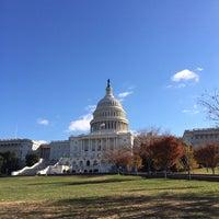 Photo taken at U.S. Senate by Moy H. on 11/19/2013