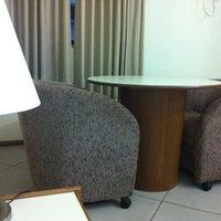 Photo taken at Hotel Grão Pará by Wenner O. on 3/3/2013