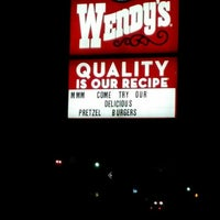Photo taken at Wendy's by Jonathan M. on 10/10/2013