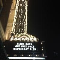 Photo taken at Saenger Theatre by Jocelyne N. on 10/31/2013