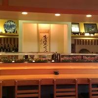 Photo taken at Ino Sushi by Kapo T. on 2/27/2013