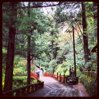 Photo taken at 榛名神社 by Masato O. on 10/20/2013