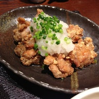 Photo taken at 鳥元 コラル三鷹店 by KeY on 8/16/2013
