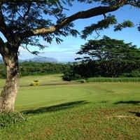 Photo taken at Ko'olau Golf Club by Christy S. on 11/11/2014