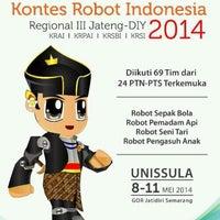 Photo taken at Universitas Islam Sultan Agung (Unissula) by Aries K. on 5/6/2014