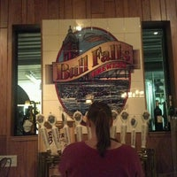 Photo taken at Bull Falls Brewery by Dan G. on 1/20/2013
