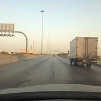 Photo taken at طريق الخرج by Salamah M. on 10/11/2013