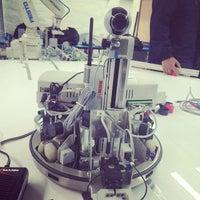 Photo taken at Laboratorio Prolog - Uniagraria by Lennox R. on 9/4/2014