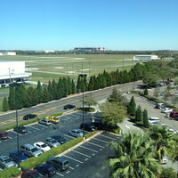Photo taken at Renaissance Tampa International Plaza Hotel by Peter M. on 2/28/2014