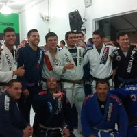 Photo taken at Ryan-Gracie Almeida Jiu-Jitsu by Edgar N. on 7/30/2014