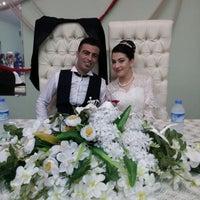 Photo taken at 23 Nisan Düğün Salonu by Halil İbrahim A. on 8/11/2014